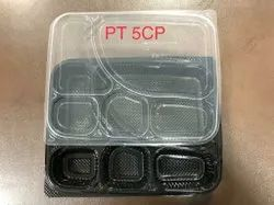 5cp Meal Tray With Lid