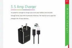 Ampere: 3amp 3.5 Amp Mobile Charger, Enlink