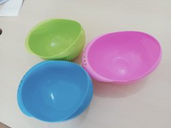 Plastic Rice Washing Bowl