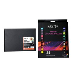 Brustro Gouache Colour Set