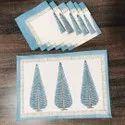 Handblock Printed Table Napkins