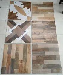 Brown Matte Finish Floor Tiles, Usage Area: Outdoor, 600 mm x 600 mm