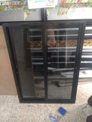 Aluminium Powder Coated Aluminum Glass Fixed Window
