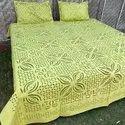 Applique Cut Work Bedspreads
