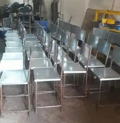 Metal Chairs For Garments