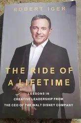 The Ride Of A Life Time  Book