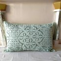 Applique Cotton Pillow Covers