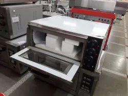 Electric Pizza single deck stone oven, Size: Small/Mini