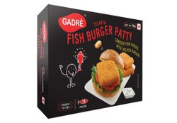 Fish Burger Patty