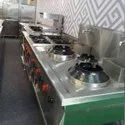 Cke Silver Restaurant Kitchen Equipment
