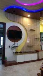 TV Interior Designing