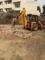 Footing Dismantling Service