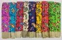 Ligalz Presenting Latest Collection Of Turkey Silk Sarees With Running Blouse