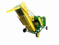 Prince Iron Paddy Cleaner With Conveyor, Capacity: 7.5 Ton, Size: 53x48
