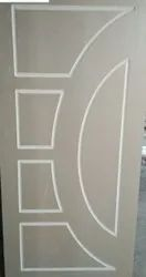 Wpc Carving Door, For Home and Office