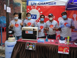 Events Mass Sanitization Service