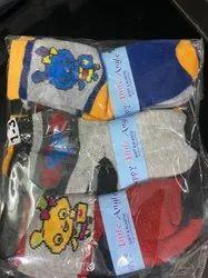 Child Towel Socks
