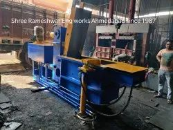 Double Action Hydraulic Baling Press Machine