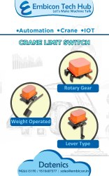 Crane Limit Switch