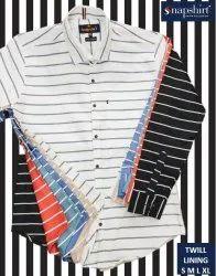 Snapshirt Printed Mens Lining Shirts