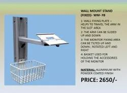 Patient Monitor Wall Mount Stand
