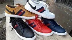 Men Casual Wear Canvas Shoes, Size: 6se10