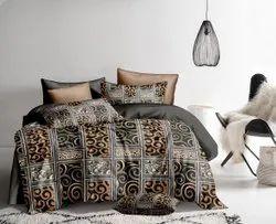 Glace Cotton Bedsheet set in Panipat