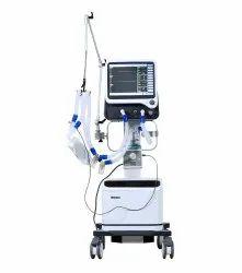 NLMS S1100 ICU Medical Ventilator, Respiratory Rate: 0 Tp 60, Tidal Volume: 20ml To 1500 Ml