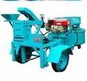 Diesel engine Interlock Bricks making machine
