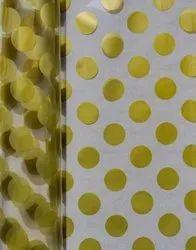 Assorted Bopp transparent mehandi cone sheet, Packaging Type: Packet
