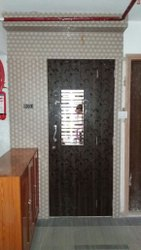 Wooden Safety Door, For Home