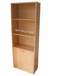 SPEMP001 Wooden Bookshelf