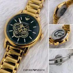Armani Automatic Men Wrist Watch