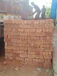 Msr karimnagar Rectangular Red Bricks, Size: 9x4x3