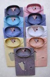 Wud n Burg Chinese Colour Shirt