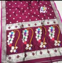Semi Paithani Saree