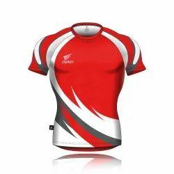 Sport Tshirt Polyester Full Sublimation T Shirt
