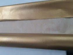 Laminated Jari Fabric for fancy bags