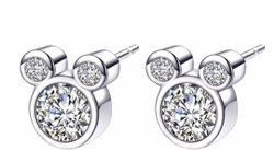 Mickey Mouse Stud Earring