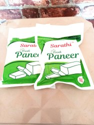 Packet Sarathi Fresh Paneer