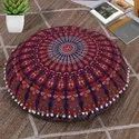 Floor Round Cusion Covers