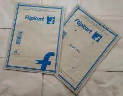 Flipkart Printed Paper Courier Bag