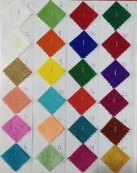 For Textile Plain Banglori Silk Fabric