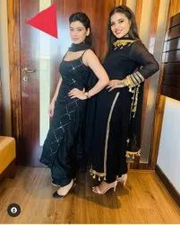 Suite Salwar With Linning