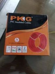 90 Meters Multi Stand Pvc Insulated Cable 0.75 mm, 220