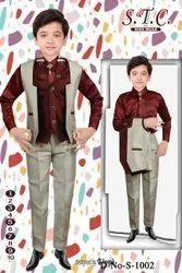 Boys Trendy Coat Suits
