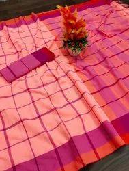 Ligalz presents cotton silk sarees with blouse