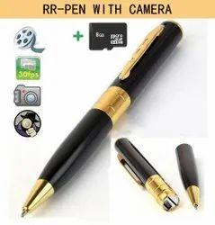 Black Spy Pen Camera