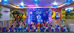 Birthday Balloons Decoration