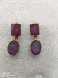 Durzy Stone Earrings
